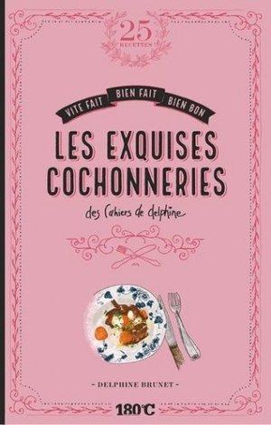 Les exquises cochonneries des cahiers de Delphine - thermostat 6 - 9791092254389 -