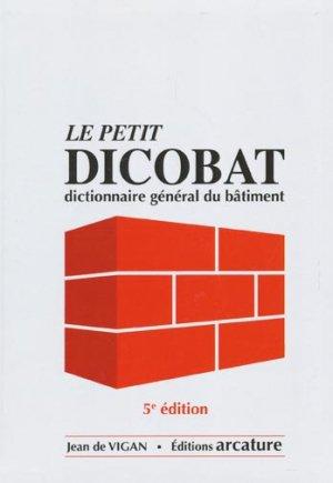 Le petit Dicobat - arcature - 9791092348002 -