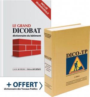 Le Grand Dicobat + le Dico-TP - arcature - 9791092348064 -