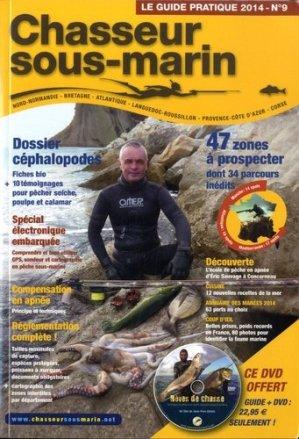 Le Guide pratique 2014 du Chasseur sous-marin - le monde de neptune - 9791092472028 -