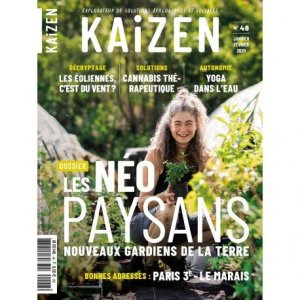 Les néo paysans : nouveaux gardiens de la terre - kaizen - 9791093452449 -