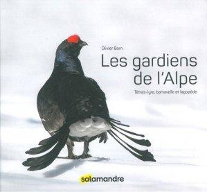Les gardiens de l'Alpe - la salamandre  - 9791093655468 -