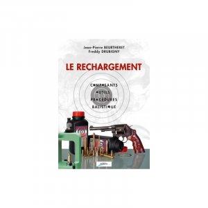 Le rechargement - crepin leblond - 9791094323182 -