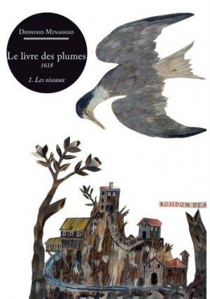 Le livre des plumes, 1618 - marguerite waknine - 9791094565032 -