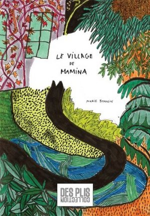 Le village de Mamina - Obriart - 9791095135050 -