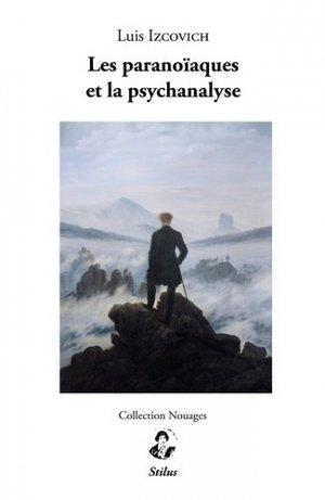 Les paranoiaques et la psychanalyse - stilus - 9791095543053 -