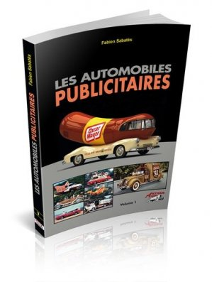 Les voitures publicitaires Volume 1 - douin - 9791096322008 -