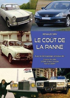 Le coût de la panne - Frédéric Douin Editions - 9791096322190 -