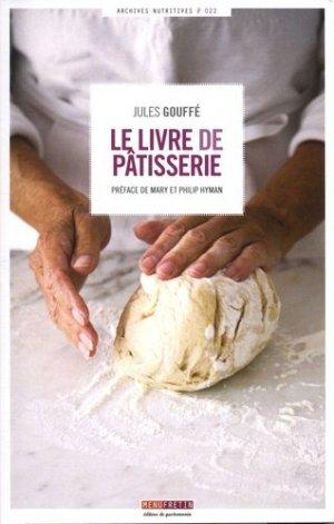 Le livre de pâtisserie - Menu Fretin - 9791096339365 -
