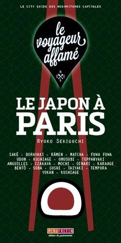 Le Japon à Paris. Edition 2019-2020 - Menu Fretin - 9791096339426 -