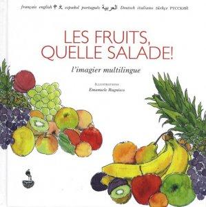 Les fruits, quelle salade! - migrilude - 9791097542016 -