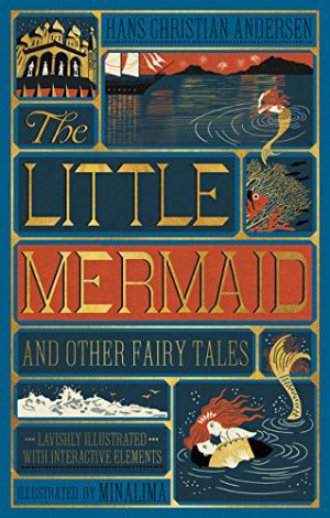 Little Mermaid and Other Fairy Tales - harpercollins - 9780062692597 -