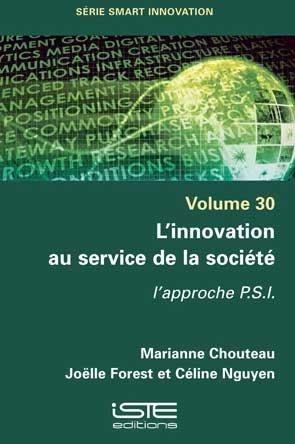L'innovation au service de la société - iste - 9781784057282 -
