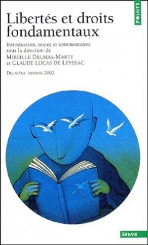Libertés et droits fondamentaux. Edition 2002 - Seuil - 9782020436557 - Pilli ecn, pilly 2020, pilly 2021, pilly feuilleter, pilliconsulter, pilly 27ème édition, pilly 28ème édition, livre ecn