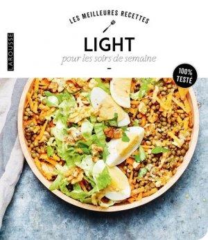 Light pour les soirs de semaine - larousse - 9782035959881 -