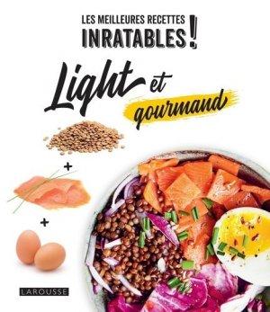 Light et gourmand - Larousse - 9782035997012 -