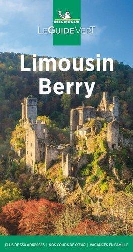 Limousin, Berry - Michelin - 9782067250697 -