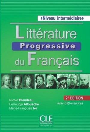 Littérature progressive du français - Nathan - 9782090380743 -