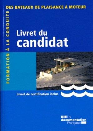 Livret du candidat - la documentation francaise - 9782110085979 -