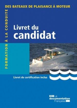 Livret du candidat - la documentation francaise - 9782110098245 -