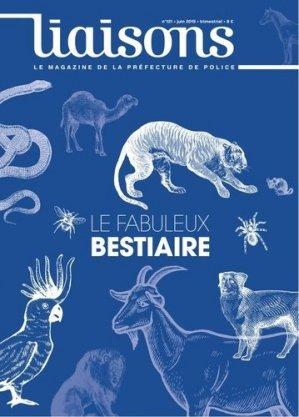 Liaisons N° 121, juin 2019 : Le fabuleux bestiaire - La Documentation Française - 9782111459717 -
