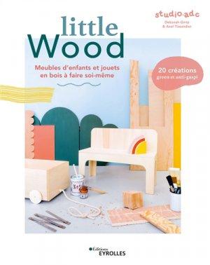 Little Wood - Eyrolles - 9782212678178 -
