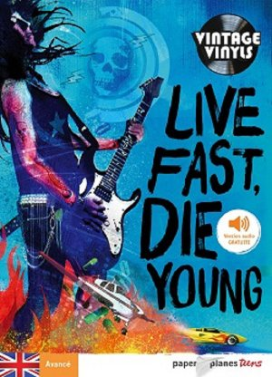 Live Fast Die Young - Livre + mp3 - Didier - 9782278079452 -