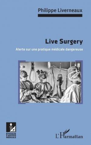 Live Surgery - l'harmattan - 9782343154664 -
