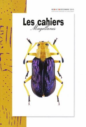 Les cahiers magellanes - magellanes - 9782353870813 -