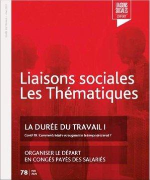 Liaisons sociales. Les thématiques - liaisons - 9782371481879 -