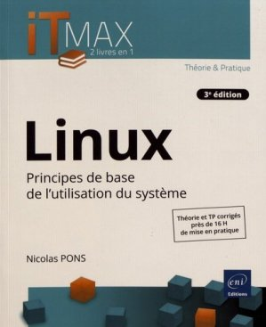 Linux - Editions ENI - 9782409023231 -