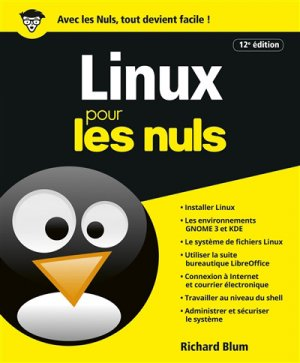Linux pour les nuls - first éditions - 9782412043547 -
