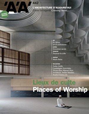 Lieux de culte - Archipress - 9782491906054 -