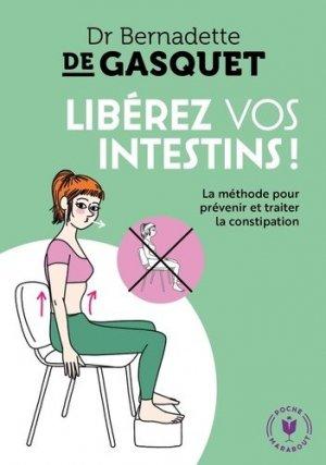 Libérez vos intestins - marabout - 9782501150323 - livre médecine 2020, livres médicaux 2021, livres médicaux 2020, livre de médecine 2021