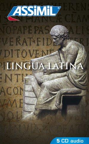 CD - Lingua latina - Débutants et Faux-débutants - assimil - 9782700518085