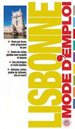 Lisbonne - gallimard editions - 9782742431922 -