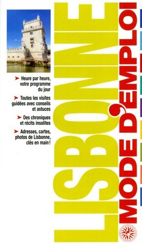 Lisbonne - gallimard editions - 9782742447725 -