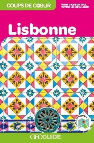 Lisbonne - gallimard editions - 9782742460526 -