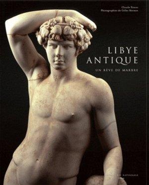 Libye antique - actes sud  - 9782742793495 -