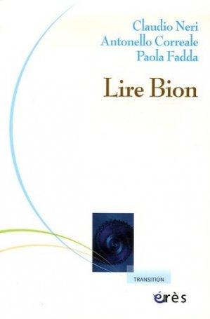 Lire Bion - Erès - 9782749206844 -