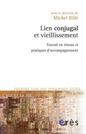 Lien conjugal et vieillissement - eres - 9782749242453 - majbook ème édition, majbook 1ère édition, livre ecn major, livre ecn, fiche ecn