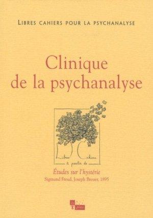 Libres cahiers pour la psychanalyse N° 20, Automne 2009 - in press - 9782848351797 -