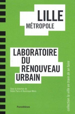 Lille métropole - parentheses - 9782863642238 -