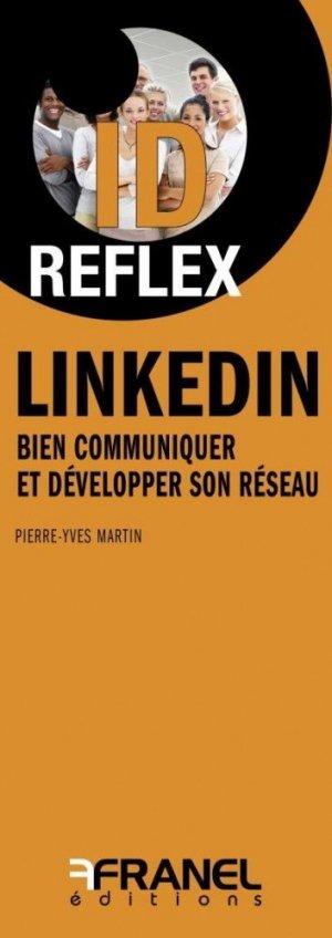 Linkedin - arnaud franel - 9782896037094 -
