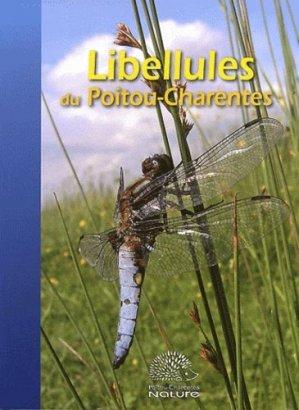 Libellules du Poitou-Charentes-poitou charentes nature-9782918831006