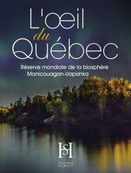 L'œil du Québec - sylvain harvey - 9782924782224