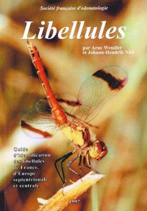 Libellules - societe francaise d'odonatologie - 9782950729118 -