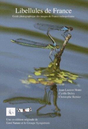 Libellules de France - gard nature - 9782952867214 -