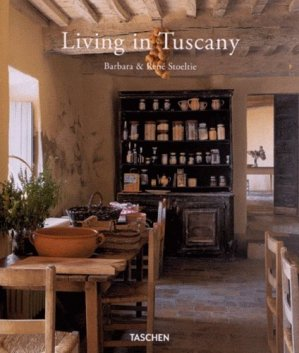 Living in Tuscany - taschen - 9783836534949 -