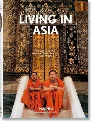 Living in Asia - Taschen - 9783836576079 -
